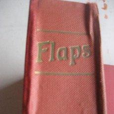 Coleccionismo de Revistas y Periódicos: FLAPS. 1961. REVISTA JUVENIL DE DIVULGACIÓN AERONAUTICA. Nº 16 AL 30 ENCUADERNADOS. Lote 64670775