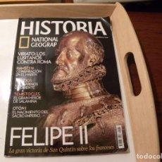 Coleccionismo de Revistas y Periódicos: HISTORIA Nº84-FELIPE II. Lote 64795003