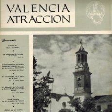 Coleccionismo de Revistas y Periódicos: REVISTA VALENCIA ATRACCIÓN; OCTUBRE 1975. Lote 65321835