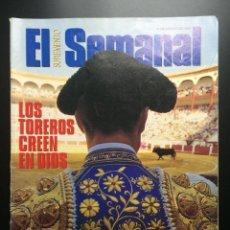 Coleccionismo de Revistas y Periódicos: REVISTA SUPLEMENTO SEMANAL Nº 355 - 14 AGO. 1994. ESPARTACO, GRACIA QUEREJETA, EDDIE MURPHY.... Lote 65429935