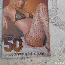 Coleccionismo de Revistas y Periódicos - LOADED 50 SEXIEST LINGERIE PHOTOS EVER. REVISTA EROTICA PARA ADULTOS - 117232350