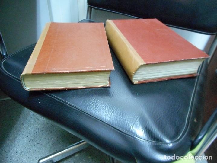 Coleccionismo de Revistas y Periódicos: 2 tomos 4 años completos 1953,1954,1955,1956 revista mensual ilustrada del hogar la familia - Foto 4 - 65944334