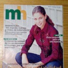 Coleccionismo de Revistas y Periódicos: REVISTA MUJER DE HOY - Nº83 - NOVIEMBRE AÑO 2000. Lote 65963882