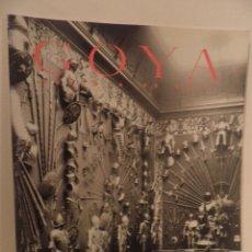 Coleccionismo de Revistas y Periódicos: GOYA. REVISTA DE ARTE. NUM 279. COLECCIONISMO DE ARTE EN EUROPA,AÑO 2000. Lote 66042278