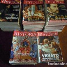 Coleccionismo de Revistas y Periódicos: 151 NÚMEROS REVISTA LA AVENTURA DE LA HISTORIA.. Lote 66107206