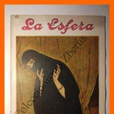 Coleccionismo de Revistas y Periódicos: LA ESFERA, ILUSTRACION MUNDIAL - AÑO XIV - Nº 726 - 3 DICIEMBRE 1927. Lote 66512654