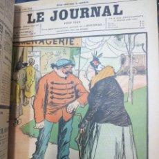Coleccionismo de Revistas y Periódicos: LE JOURNAL POUR TOUS AÑO 1904. Lote 66833262