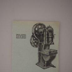 Coleccionismo de Revistas y Periódicos: PUBLICIDAD REVISTA ORIGINAL 1937. ESTARTA Y ECENARRO, FABRICA MILITARIZADA, ELGOIBAR. Lote 66846162