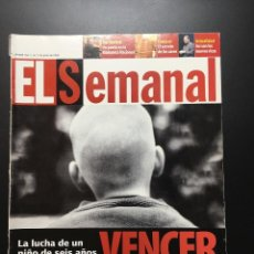 Coleccionismo de Revistas y Periódicos: REVISTA SUPLEMENTO SEMANAL Nº 659- 11 JUN. 2000. GRAN HERMANO, SANDRA BULLOCK.... Lote 67064170