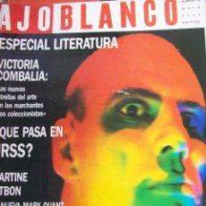 Coleccionismo de Revistas y Periódicos: REVISTA AJO BLANCO Nº 16 DE MAYO 1989. Lote 67315241