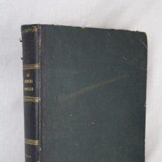 Coleccionismo de Revistas y Periódicos: TOMO DE PUBLICACIONES ENCUADERNADAS - LA SEMANA POPULAR ILUSTRADA. TOMOS I Y II - AÑO 1890-91. Lote 67501697