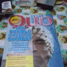 Coleccionismo de Revistas y Periódicos: NANO REVISTA. QUO. Nº 181 OCTUBRE 2010. B10R. Lote 67578121