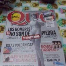 Coleccionismo de Revistas y Periódicos: NANO REVISTA QUO. Nº 195. DICIEMBRE 2011. B10R. Lote 67579229