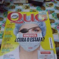 Coleccionismo de Revistas y Periódicos: NANO REVISTA QUO. Nº 221 FEBRERO 2014. B10R. Lote 67579349