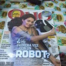 Coleccionismo de Revistas y Periódicos: NANO REVISTA QUO Nº 192 SEPTIEMBRE. 2011. B10R. Lote 67580333