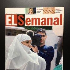 Coleccionismo de Revistas y Periódicos: REVISTA SUPLEMENTO SEMANAL Nº 730- 21 OCT 2001. EVA SANNUM, MARC PARROT - EL CHAVAL DE LA PECA.... Lote 67625125