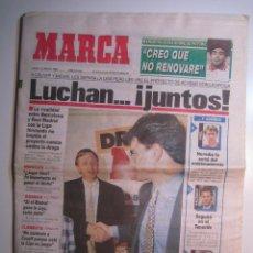 Coleccionismo de Revistas y Periódicos: MARCA - 6 DE MAYO 1993. Lote 67632537