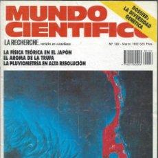 Coleccionismo de Revistas y Periódicos: MUNDO CIENTIFICO Nº122 DOSSIER: LA DIVERSIDAD GENETICA. Lote 67712973