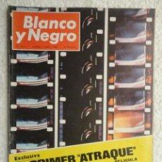 Coleccionismo de Revistas y Periódicos: REVISTA BLANCO Y NEGRO N º 2814 ,AÑO 1966 , EL PRIMER ATRAQUE ESPACIAL -BALDUINO Y FABIOLA-MONDEÑO. Lote 67756605