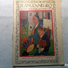 Coleccionismo de Revistas y Periódicos: REVISTA ILUST. BLANCO Y NEGRO. Lote 67769349