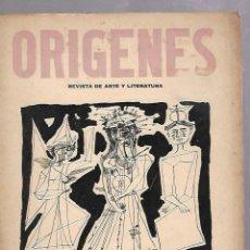 Coleccionismo de Revistas y Periódicos: ORIGENES. REVISTA DE ARTE Y LITERATURA. LA HABANA. 1955. Nº 39. ELISEO DIEGO, LEZAMA LIMA, A. HUETE. Lote 67810737