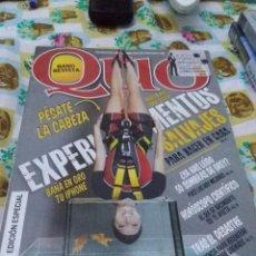 Coleccionismo de Revistas y Periódicos: NANO REVISTA QUO. Nº 205 OCTUBRE 2012. B10R. Lote 67910569