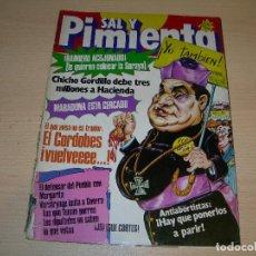 Coleccionismo de Revistas y Periódicos: REVISTA SAL Y PIMIENTA Nº176 FEBRERO 1983 ENVIO GRATUITO. Lote 68069337