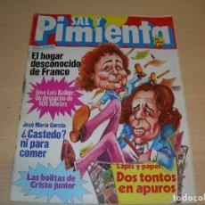 Coleccionismo de Revistas y Periódicos: REVISTA SAL Y PIMIENTA Nº102 SEPTIEMBRE 1981 ENVIO GRATUITO. Lote 68069617