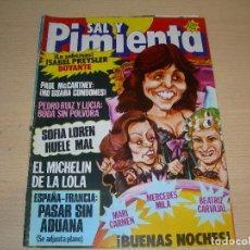 Coleccionismo de Revistas y Periódicos: REVISTA SAL Y PIMIENTA Nº177 FEBRERO 1983 ENVIO GRATUITO. Lote 68077225