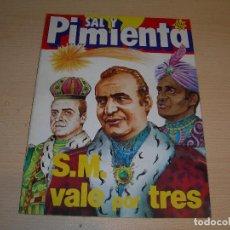 Coleccionismo de Revistas y Periódicos: REVISTA SAL Y PIMIENTA Nº171 ENERO 1983 ENVIO GRATUITO. Lote 68077445