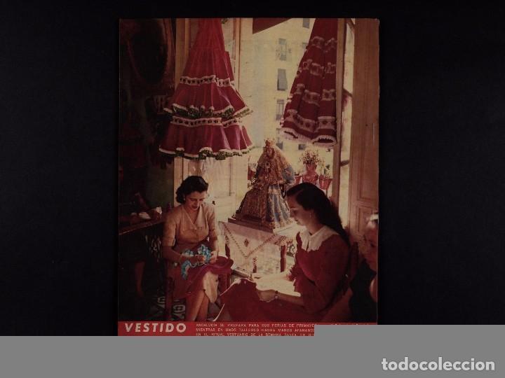 Coleccionismo de Revistas y Periódicos: REVISTA MUNDO HISPANICO 1954 Nº 74 - Foto 2 - 68104329