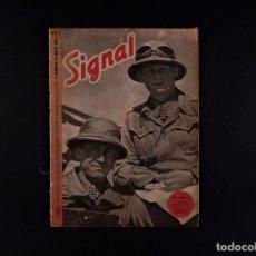 Coleccionismo de Revistas y Periódicos: REVISTA SIGNAL 1941 Nº 9. Lote 68112889