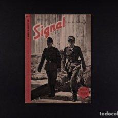 Coleccionismo de Revistas y Periódicos: REVISTA SIGNAL 1941 Nº 11. Lote 68113181