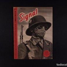Coleccionismo de Revistas y Periódicos: REVISTA SIGNAL 1941 Nº 12. Lote 68113289