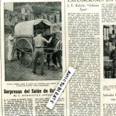 Coleccionismo de Revistas y Periódicos: REVISTA 1954 PEÑA RHIN LLORENS ARTIGAS CATALA-ROCA RAFOLS SALVADOR PERELLO JOAN MIRO PIRELLI. Lote 68132761