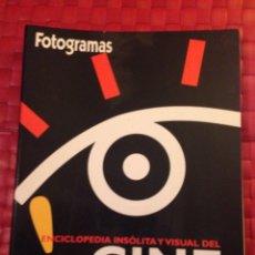 """Coleccionismo de Revistas y Periódicos: REVISTA """" FOTOGRAMAS """" ENCICLOPEDIA INSOLITA Y VISUAL DEL CINE. Lote 68173238"""