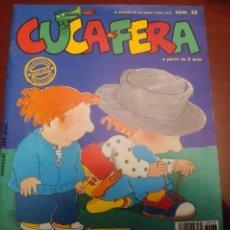 Coleccionismo de Revistas y Periódicos: CUCAFERA N°33. Lote 68423389