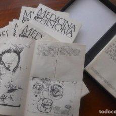 Coleccionismo de Revistas y Periódicos: MEDICINA & HISTORIA, EDITORIAL ROCAS 50 FASCÍCULOS EN 2 CAJAS. Lote 68556261