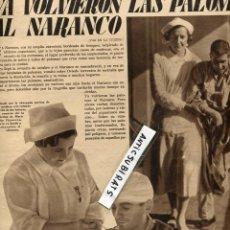Coleccionismo de Revistas y Periódicos: REVOLUCION MARXISTA POUM EN OVIEDO HOSPITAL RAMON Y CAJAL ZALAMEA DE LA SERENA CASTROJERIZ. Lote 68685389