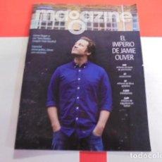 Coleccionismo de Revistas y Periódicos: MG MAGAZINE VANGUARDIA - JAMIE OLIVER / TOM HANKS - ESPECIAL DECORACION 2016 2017. Lote 68742553