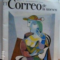 Coleccionismo de Revistas y Periódicos: PICASSO -CUADRO EN REVISTA CORREO DE LA UNESCO -PICASSO UN SIGLO -12-1980. Lote 68795969