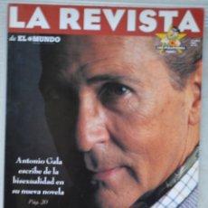 Coleccionismo de Revistas y Periódicos: LA REVISTA DE EL MUNDO, Nº 26. 14-ABRIL-1996. Lote 68985213