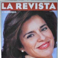 Coleccionismo de Revistas y Periódicos: LA REVISTA DE EL MUNDO, Nº 14. 21-ENERO-1996. ANA BOTELLA. Lote 68985357