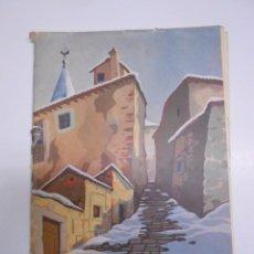 Coleccionismo de Revistas y Periódicos: SEGOVIA , CULTURA SEGOVIANA: REVISTA MENSUAL Nº 4 MARZO 1932.44PP. 17X24 CMS FOTOS E ILUSTRACIONES. Lote 69274621