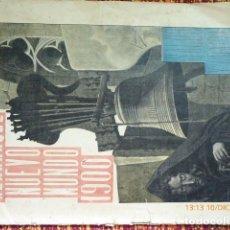 Coleccionismo de Revistas y Periódicos: ALMANAQUE NUEVO MUNDO 1900,. Lote 69274797