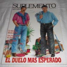 Coleccionismo de Revistas y Periódicos: SUPLEMENTO SEMANAL 23 DE MAYO DE 1993. Lote 69410605