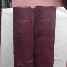 Coleccionismo de Revistas y Periódicos: REVISTAS BLANCO Y NEGRO 1927 ENCUADERNADAS 2 TOMOS . Lote 69525225