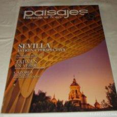 Coleccionismo de Revistas y Periódicos: PAISAJES DESDE EL TREN AÑO 2011- 2012 TRES REVISTAS. Lote 69652057