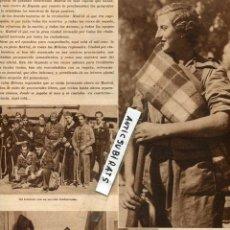 Coleccionismo de Revistas y Periódicos: REVISTA 1936 GUERRA CIVIL MILICIANA MILICIA CATALANA BURGALESA VASCA CATALUÑA BURGOS PAIS VASCO . Lote 69728965