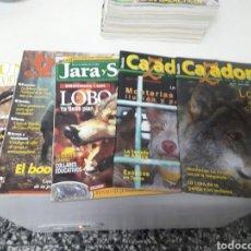 Coleccionismo de Revistas y Periódicos: LOTE DE 5 REVISTAS VARIADAS DE CACERIA. Lote 69754807